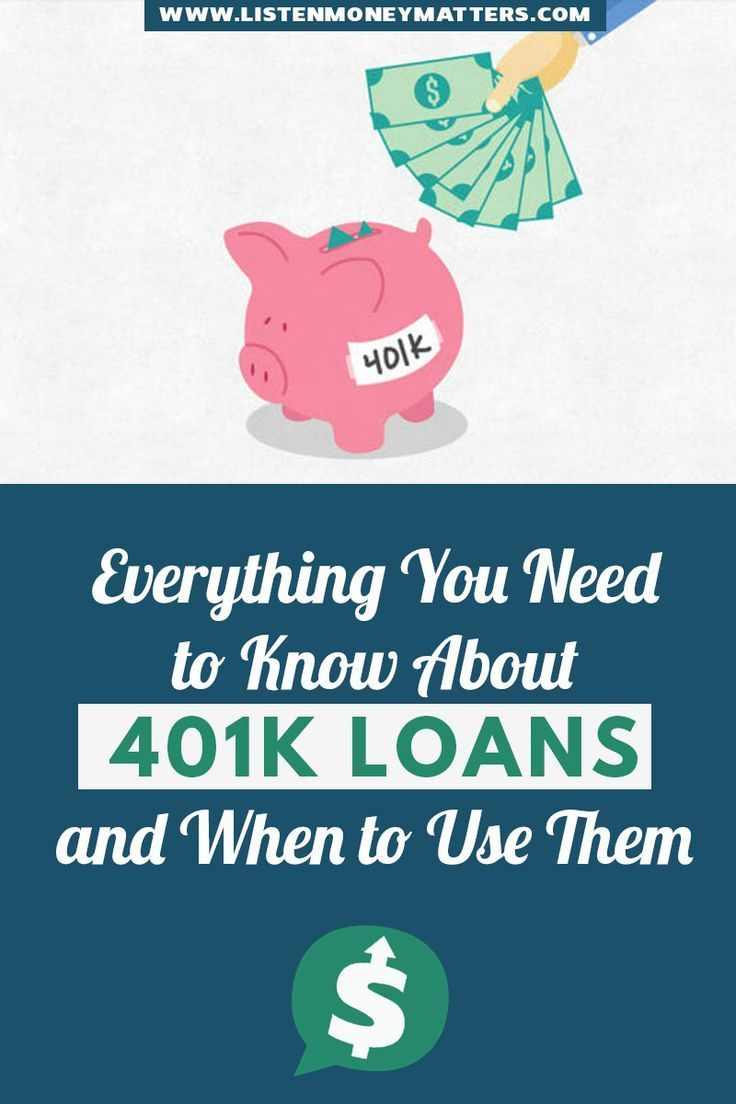 The 401k Loan What You Need To Know About Using One In 2020 401k Loan Investing For Retirement Loan