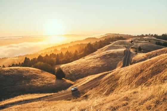 The Bay Area's Most Romantic Hikes