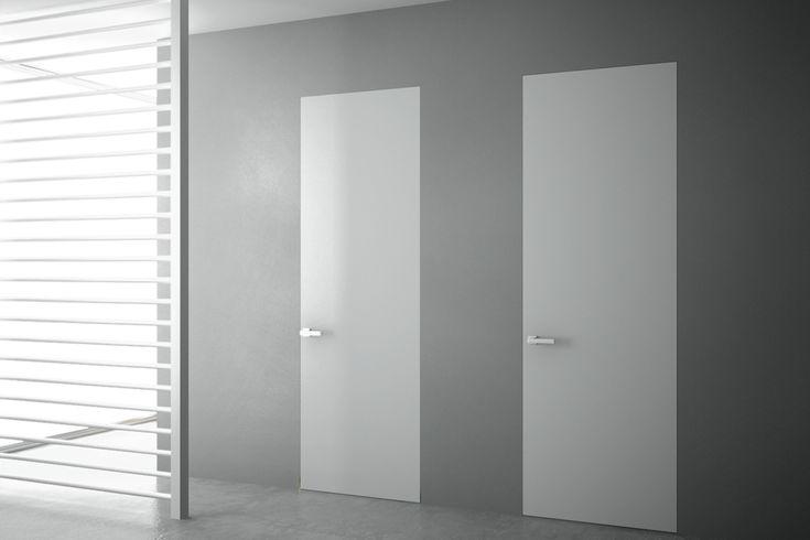 Porte rasomuro possono andare a differenziarsi dal muro
