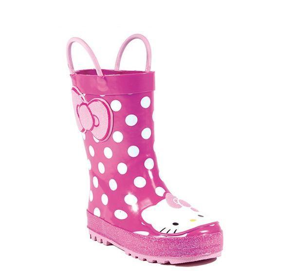 Kids' Hello Kitty Cutie Rain Boots - Pink - Western Chief
