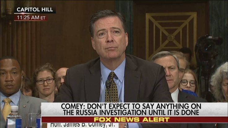 """WATCH Lindsey Graham ask FBI Director James Comey how Anthony Weiner had access to classified information in 2016 and if it should be a crime.  """"Somebody should be prosecuted for letting Anthony Weiner have access to classified information,"""" Sen. Graham said."""