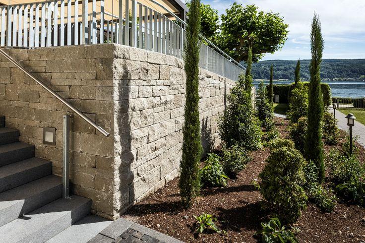 SANTURO Landhausmauer
