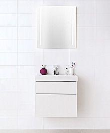 På WC: Porsgrund Trend miljø 115, hvitt