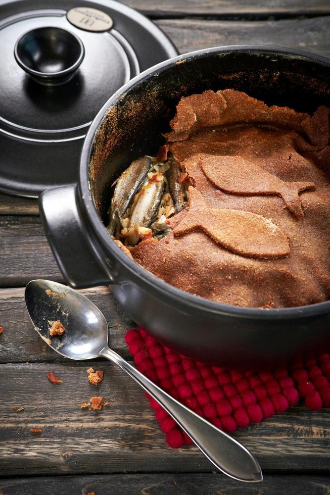 Muikkupatakukko   Piirakat ja pasteijat   Pirkka #food #fish #pies