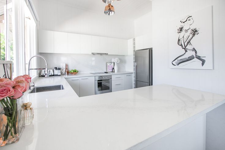 Celebrity Kitchens with Caesarstone > Caesarstone