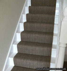 stripey stairs stair carpet