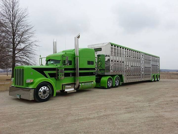 Tri Axle Cabover : May photo entry our next contest is from dan