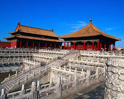 Forbidden City Bejing
