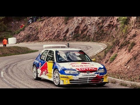 Peugeot 306 Maxi Rally Kit Car In Action with Great Sounds!! - YouTube