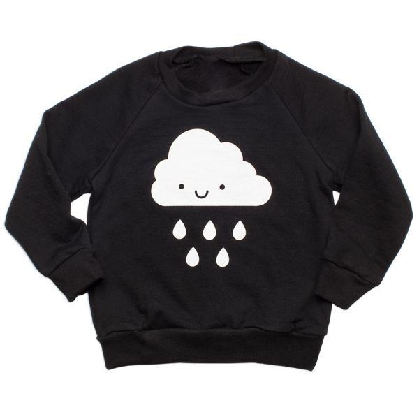 Whistle & Flute Kawaii Cloud Sweatshirt