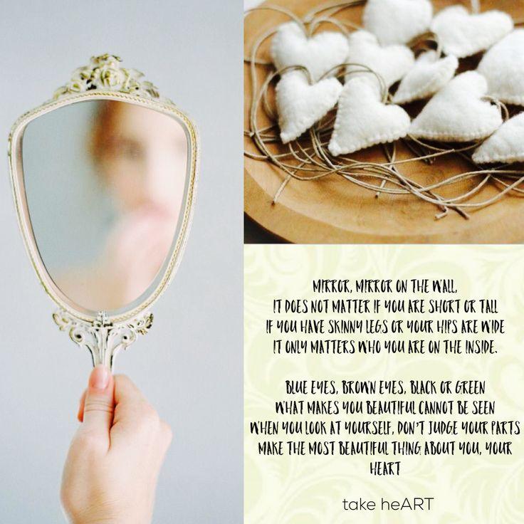 Body image. Mirror.