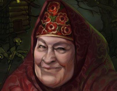 "Check out new work on my @Behance portfolio: ""Grandma storyteller"" http://be.net/gallery/40615383/Grandma-storyteller #art #illustration #gramma #fairytales #portrait #drawing #perchikk #russia"
