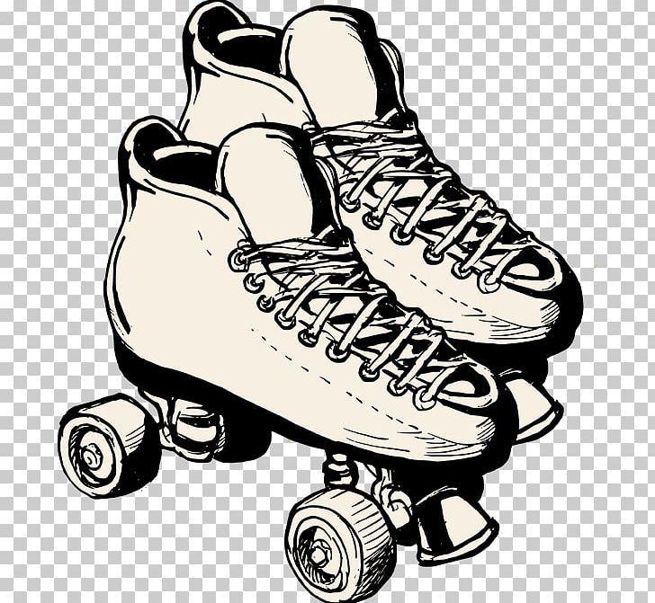 Roller Skates Clipart Png