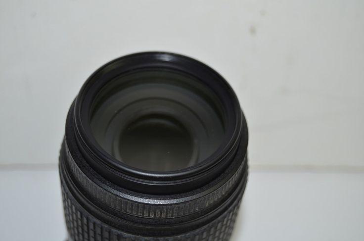 Nikon DX AF-S NIKKOR 55-300mm 1:4.5-5.6 G ED LENS