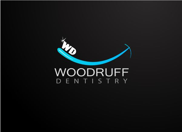 Woodruff Dentistry Logo Design