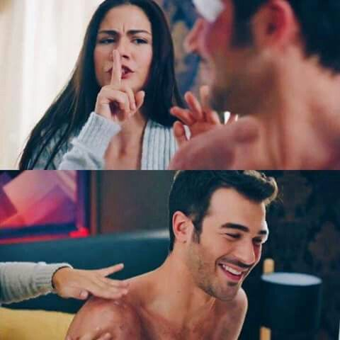 Asli and Burak❤