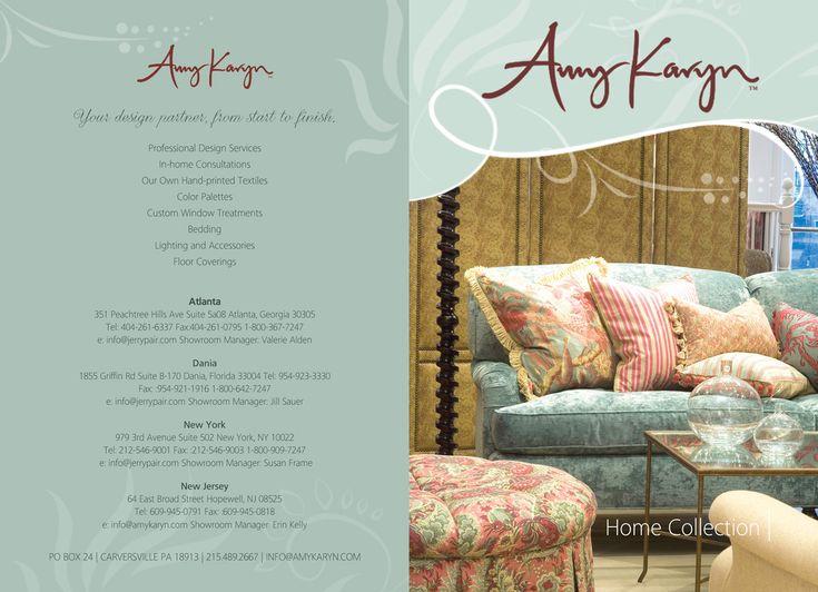 Print Design Needed For Interior Company Amy Karyn Inc