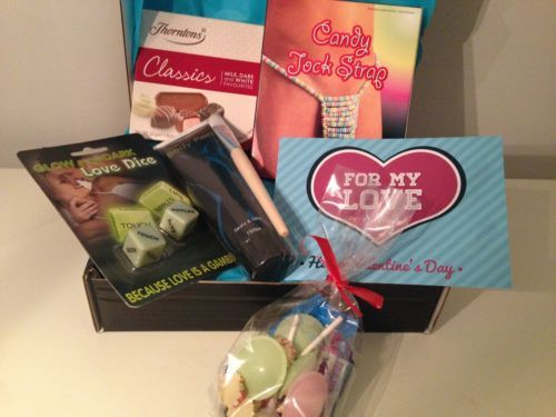 Valentines Luxury Mens Hamper/Gift Box B/day Luxury Gift Box for Him