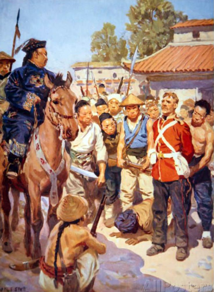 the effects of the taiping rebellion This was the taiping rebellion twenty million would die western powers would choose sides and intervene and it would leave a lasting impression among the chinese.