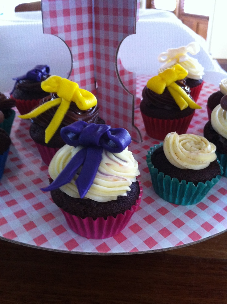 Some cupcakes for my beautiful mummy group friends
