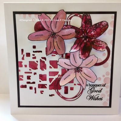 Welcome to Lisa.B.Designs : Class Cards with Woodware Stamps and Infusions......