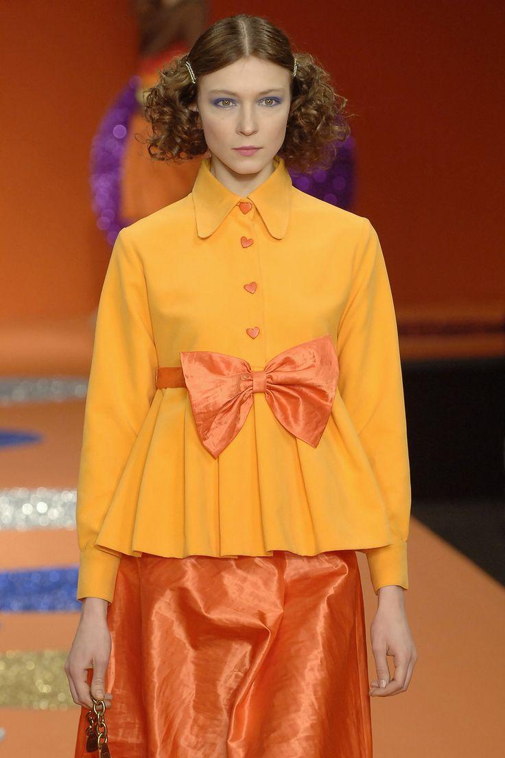 77 photos of Agatha Ruiz de la Prada at Milan Fashion Week Fall 2006.