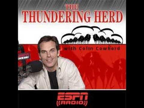 Colin Cowherd: 50-yr-old moves in with parents