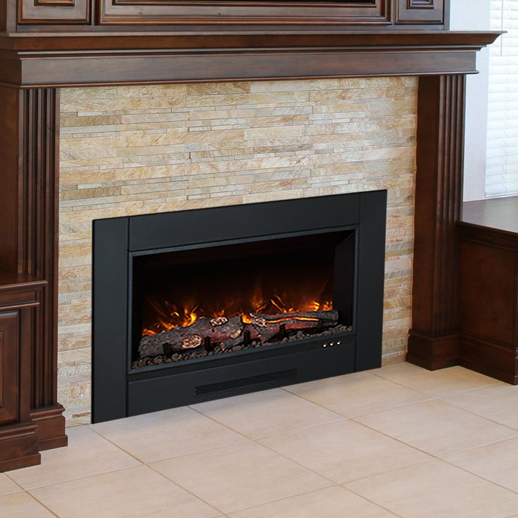 ZCR Series Electric Fireplace Insert