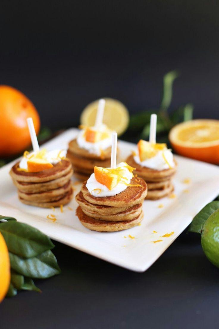 Mejores 10 imágenes de pancakes en Pinterest   Mini tortitas ...