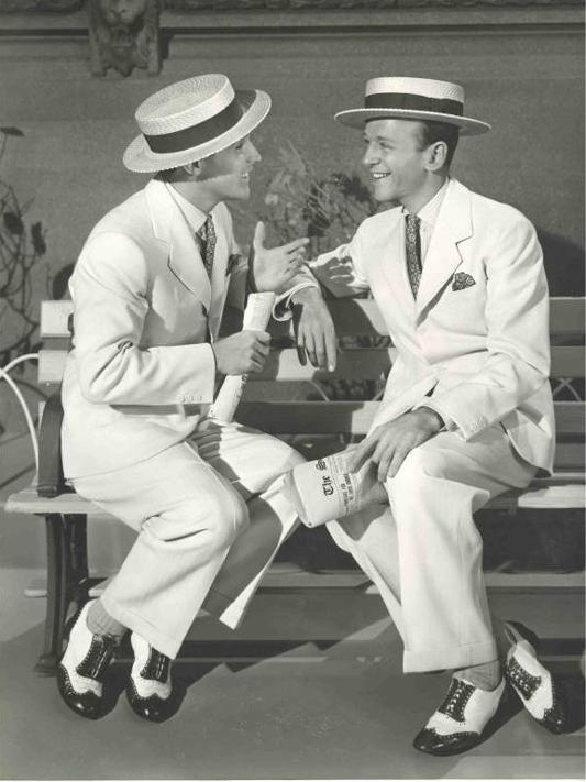 Gene Kelly & Fred Astaire