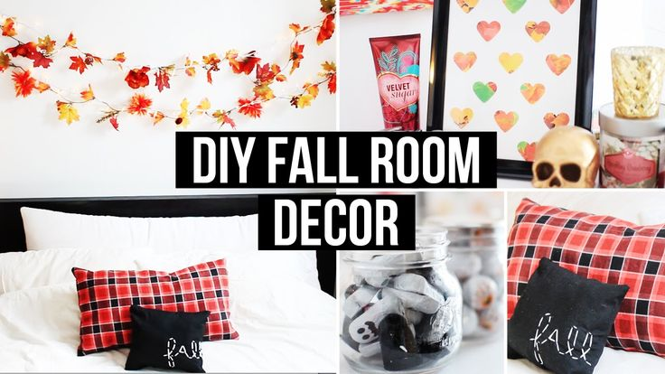 Cute Room Crafts: 25+ Best Ideas About Fall Room Decor On Pinterest