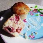 Raspberry Cream Cheese muffins  http://www.thermohow.com/raspberry-cream-cheese-muffins/