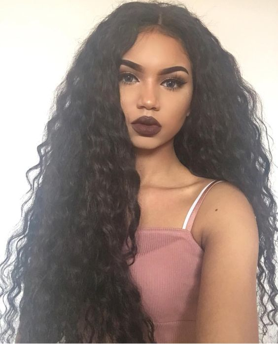 Amazing 1000 Ideas About Curly Weaves On Pinterest Hair Weaves Curly Hairstyles For Men Maxibearus