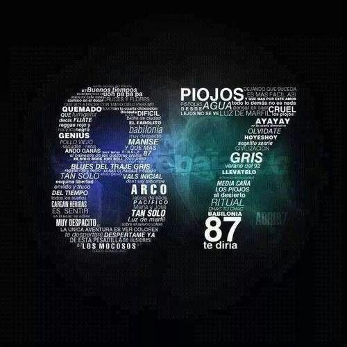 Los piojos - 87