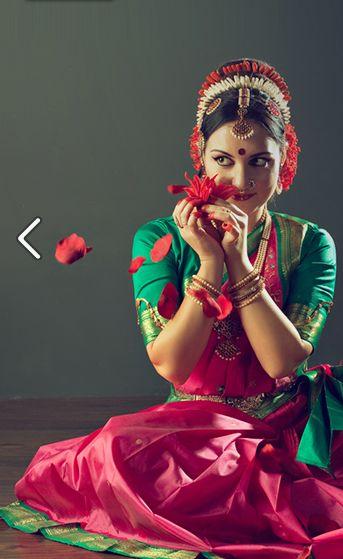 Kuchipudi dance, Andhra Pradesh, India