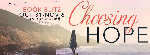 Sinfonia dos Livros: Book Blitz | Choosing Hope | Holly Kammier | Givea...