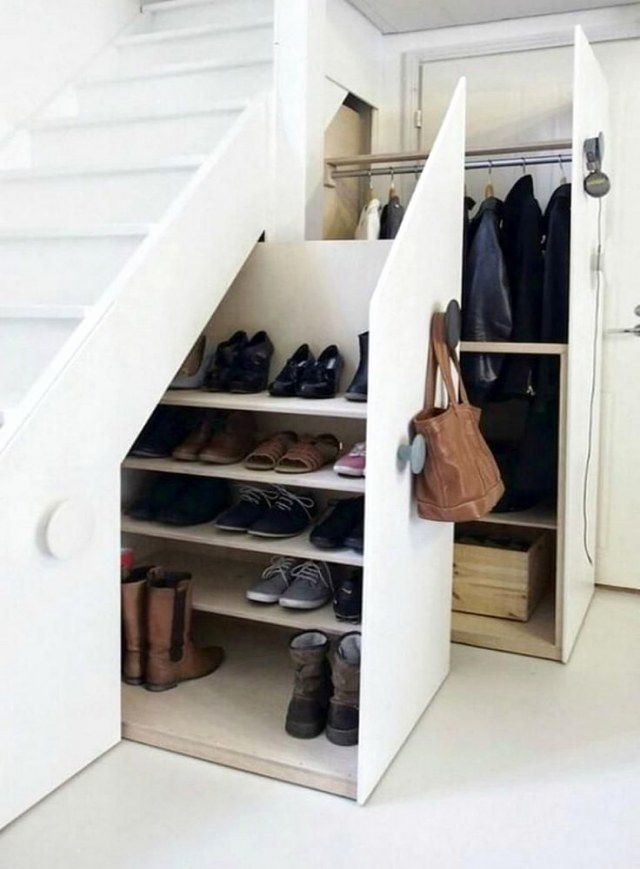 Living Room Shoe Storage Ideas In 2020 Understairs Storage