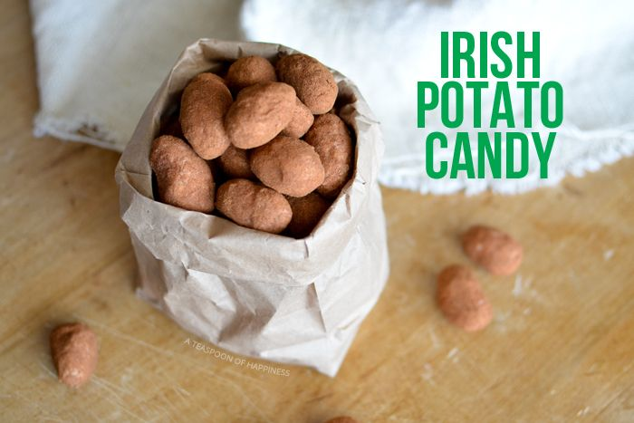 Irish Potato Candy- Huh! These originated in Philadelphia! No wonder ...