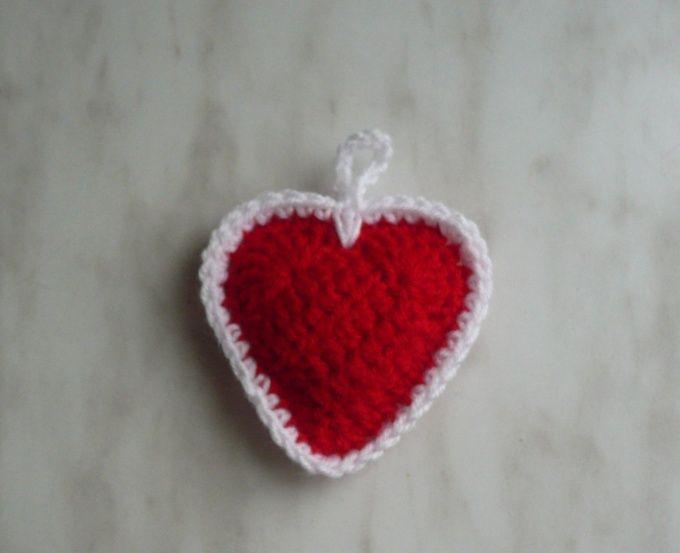 Сердечки, связанные крючком :: Рукоделие :: KakProsto.ru: как просто сделать всё