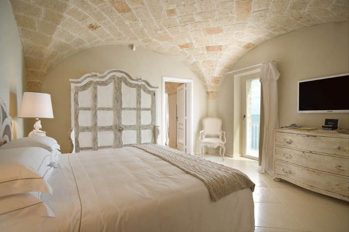 This place looks perfect! It's actually a boutique hotel called Don Ferrante, in Monopoli, Italy. With views over the Mediterranean Sea and beautiful rooms, this is a place I could happily sink into blissful holiday mode.  one of the ancient streets in nearby locorotondo  xx debra via pufic via don ferrante