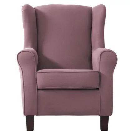 CHANDLER füles fotel lila