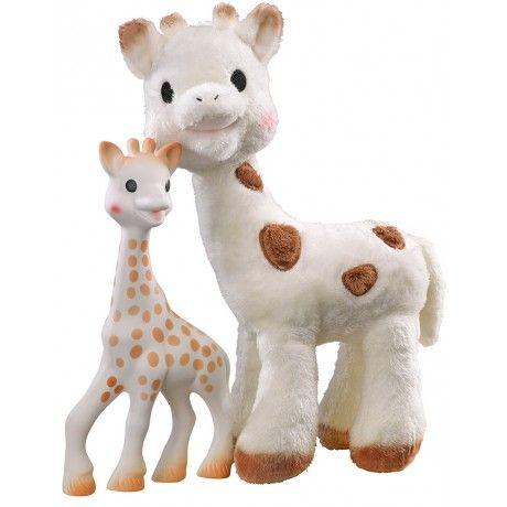 #doudou #sophie #girafe #bebitus_fr #puericulture #bebe #enfant