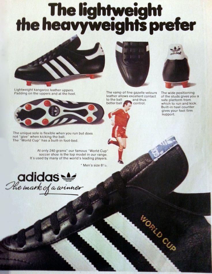 Nike Shoe Print Ads