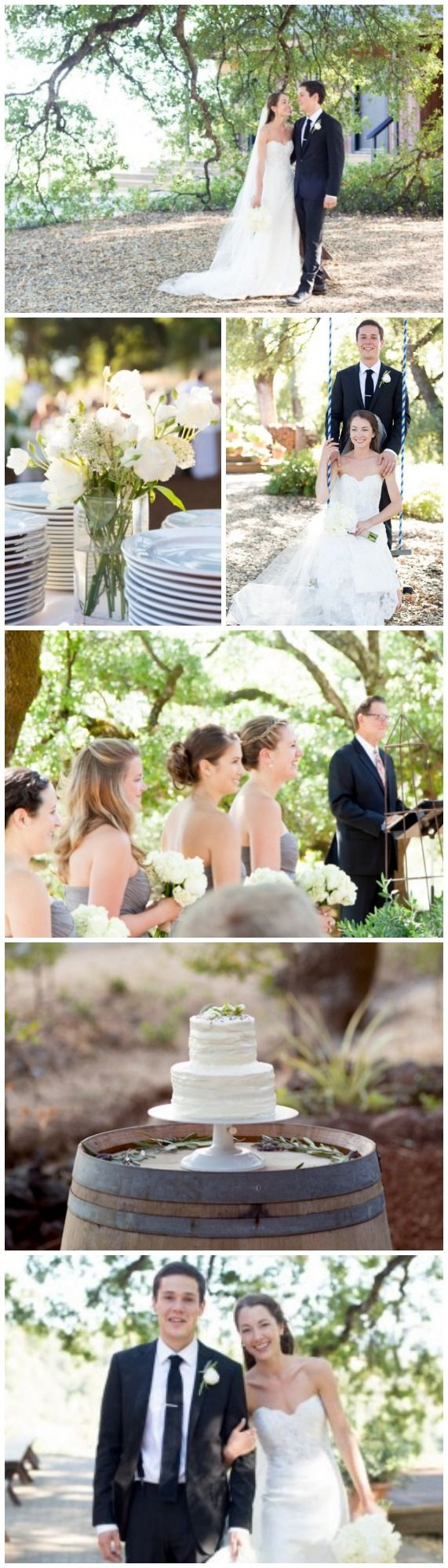 Wine Country Mariages