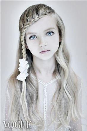 Hair for bo. Beautiful face beautiful hair!