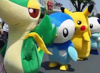 Tips Membuka Usaha dengan Cosplay Pokemon