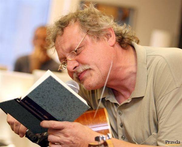Marán Geišberg - audiokniha naživo