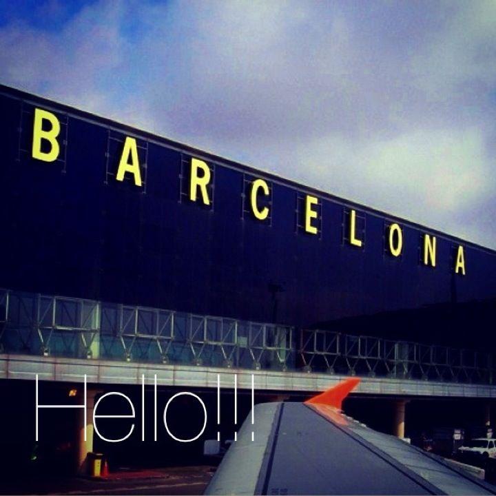 Aeroport de Barcelona-El Prat (BCN) in El Prat de Llobregat, Cataluña