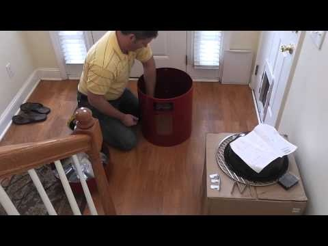 Brinkmann Gourmet Smoker and Grill Assembly Step-By-Step.  This is how to assemble the Brinkmann electric smoker.  I highly recommend purchasing it and assembling it yourself.  This will better ensure that it is assembled perfectly.  Please share this video with others.  Thanks!