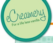 Fabulous ice cream, a must!  eCreamery Ice Cream & Gelato - customize your own flavors.  A fun & cool experience for special occasions.